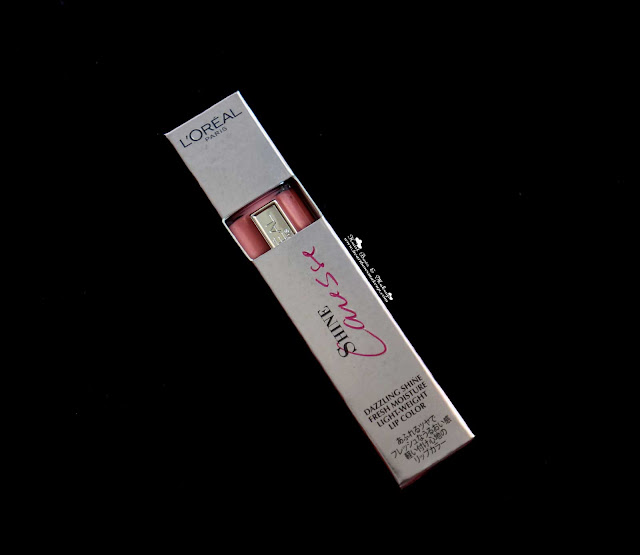 Loreal Shine Caresse Venus Review Price India