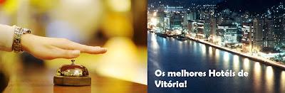 Os melhores Hotéis de Vitória no Espírito Santo