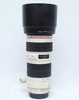 harga Jual Canon 70-200 F4 L Second