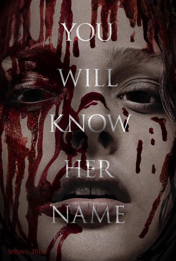 ตัวอย่างหนังใหม่ : Carrie (แคร์รี่ สาวสยอง) ซับไทย poster