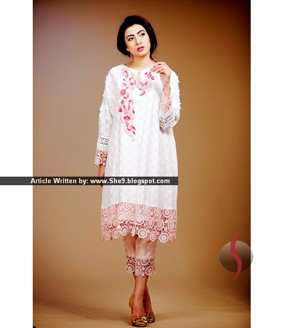 Ayesha Somaya Midsummer Collection 2015