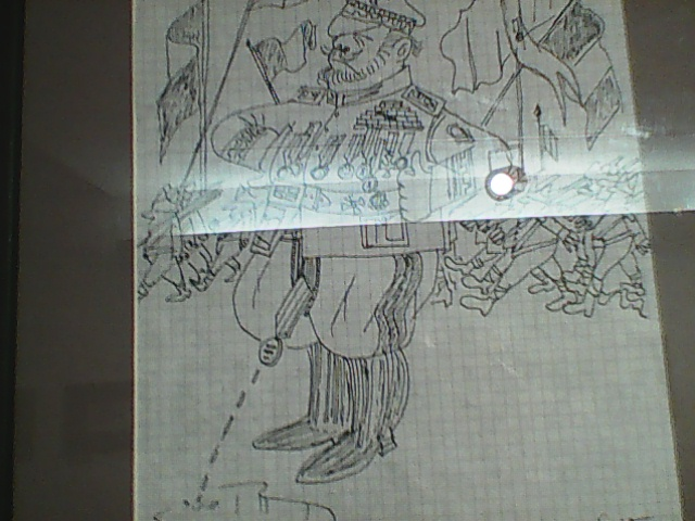 ETORE SCOLA  DEDICATION  IN  ROMA   BILOTI  MUSEO