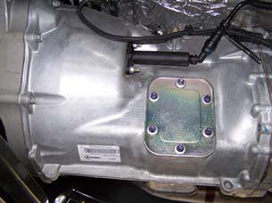 dodge ram transmission identification