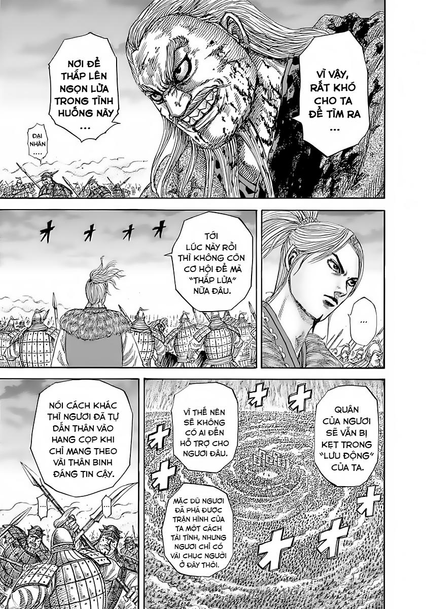 Kingdom - Vương Giả Thiên Hạ Chapter 324 page 10 - IZTruyenTranh.com