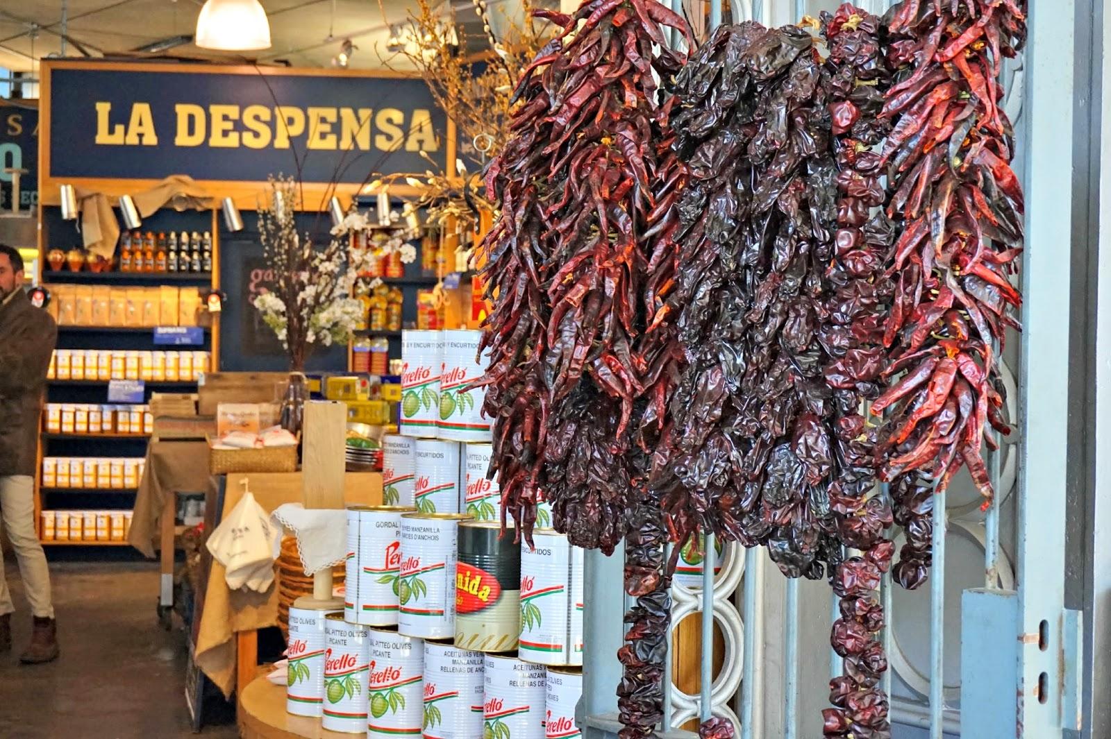 Borough Market, La Despensa