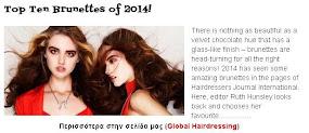 Top Ten Brunettes of 2014!