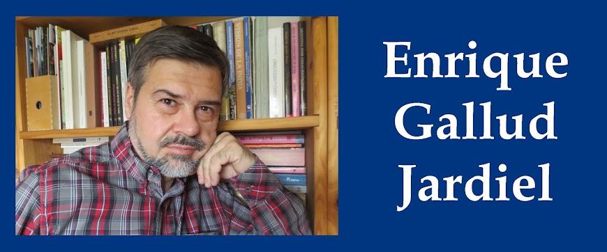 Enrique Gallud Jardiel — Página oficial