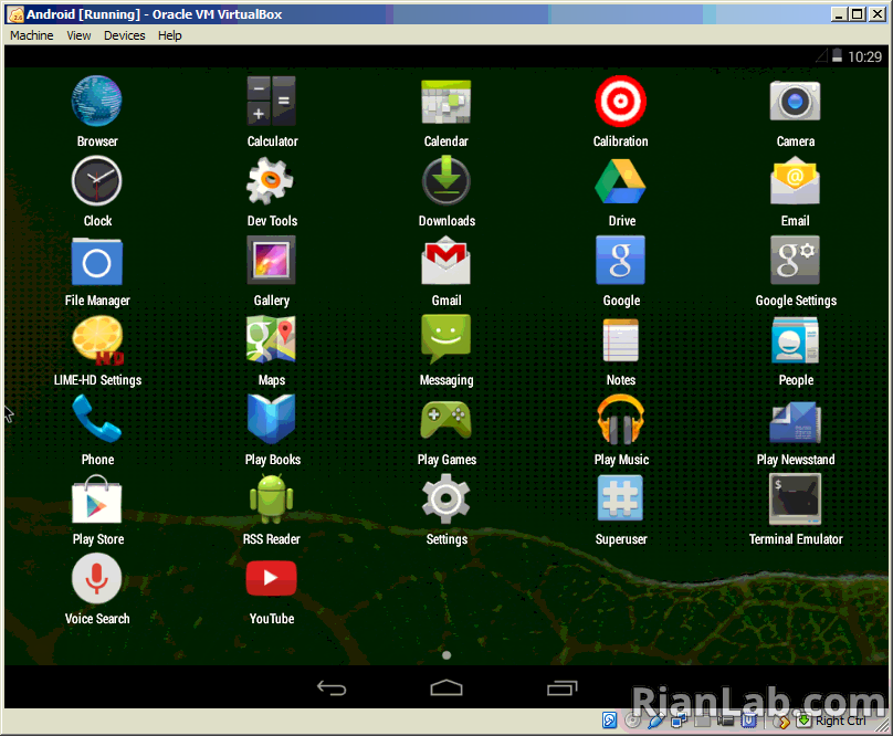 Android 4.4 KitKat (x86)