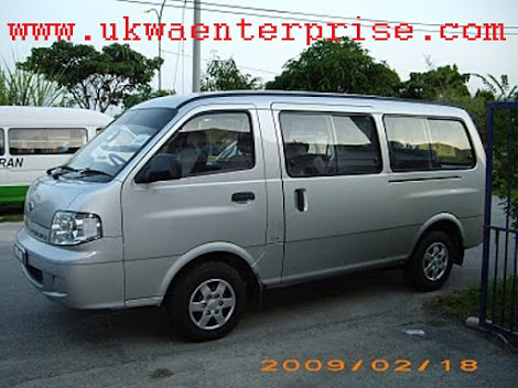 VAN FOR RENTAL @ CHARTERED