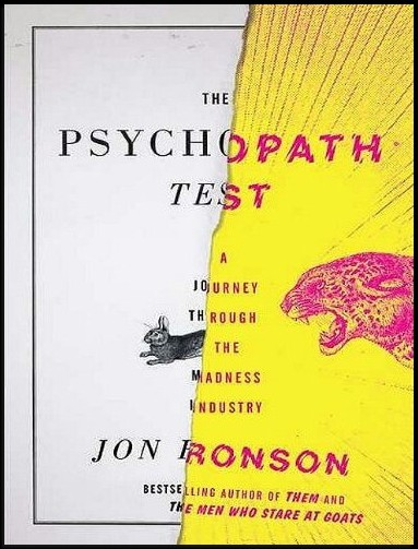 The Psychopath Test - A Journey Through the Madness Industry by Jon Ronson Audiobook Mp3 VBR