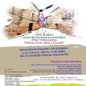 Art gastronimic, terrades 09-2012