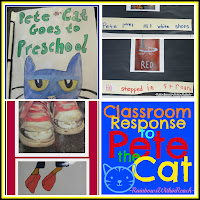 "photo of: Classroom Responses to ""Pete the Cat"" Picture Books"