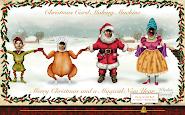 Vytvořte včas originální vánoční přání!
