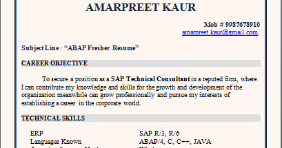 100 sap fresher resume cover letter sap basis resume sap