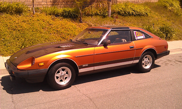 daily turismo reader roadkill copper t top 1982 datsun. Black Bedroom Furniture Sets. Home Design Ideas