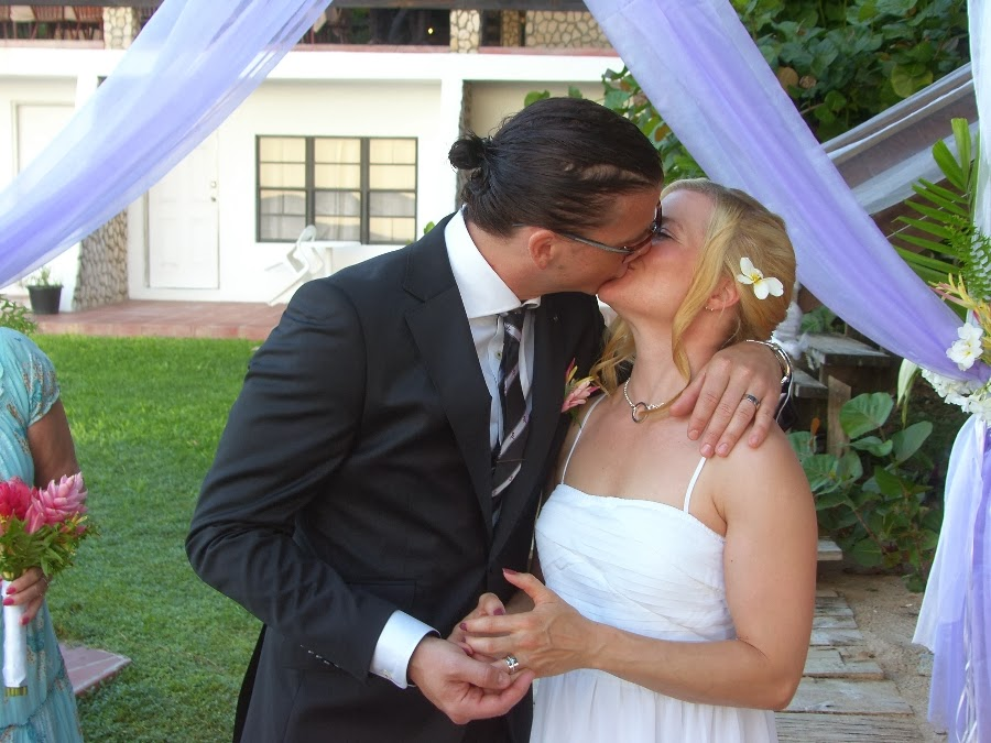 Real Weddings Abroad