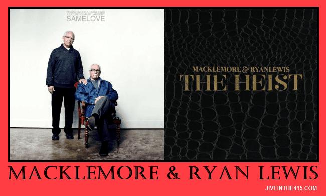 """Macklemore and Ryan Lewis """"Same Love"""" Cover Art"""