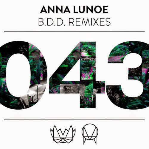 Anna Lunoe - Midnight / B.D.D. Remixes EP