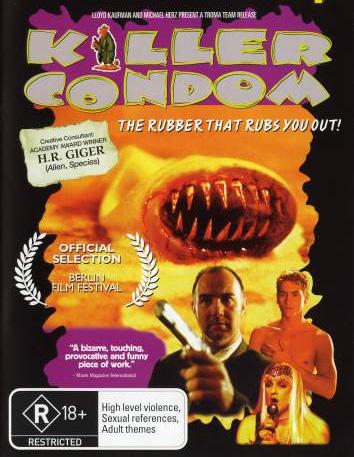 em a camisinha assassina killer condom 1996 o detetive luigi mackeroni