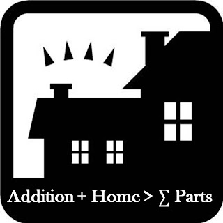 Additions, Extensions, Homes, collage: Addition Creates a Home That Is More Than The Sum of Its Parts, by wobuilt.com