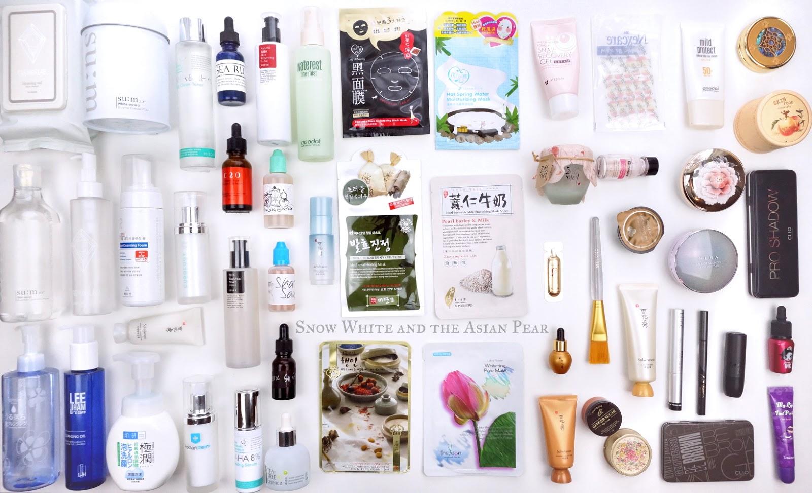 Whats In My Skincare Wardrobe Actives Prescriptions Antioxidants Secret Key Honey Bee Ac Control Mist 100ml For Sensitive Skin Current Winter 2016