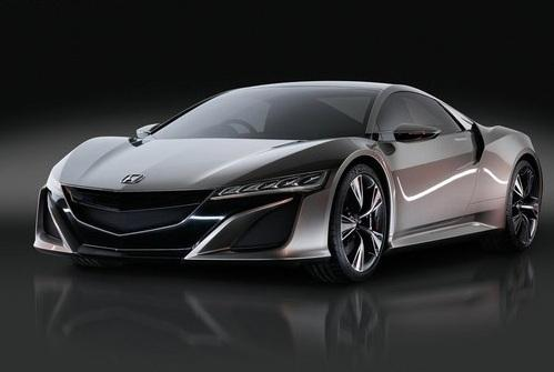 Acura  Cost on Luxury Division Of Honda   Acura   Presented At The Detroit Motor Show