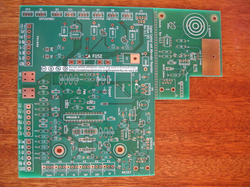 Print Page - Another Engine Control and Regulator project - DC ...