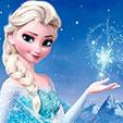 Invitacion de Cumpleaños de Elsa Frozen Princesas Disney