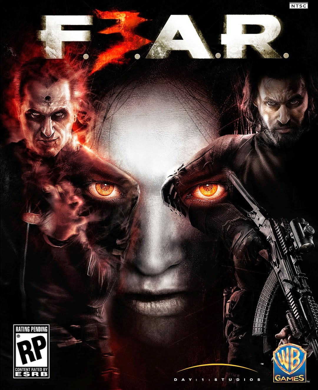 Game Fear 3 Full Skidrow cover