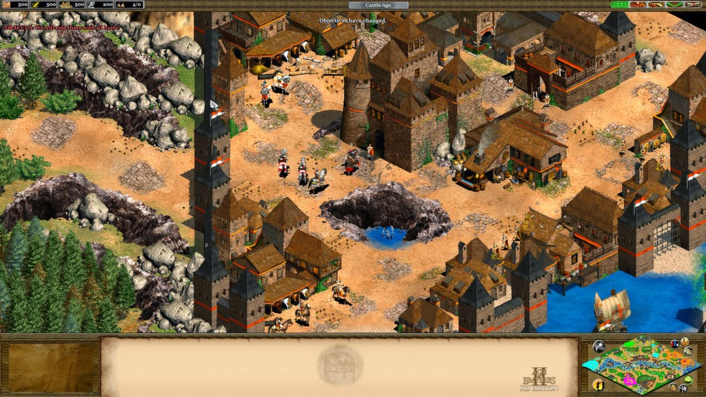 Age of Empires 3 / Age of Empires III / The WarChiefs
