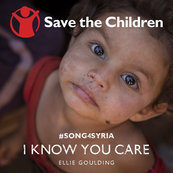 Ellie Goulding - I Know You Care (Save the Children # ...