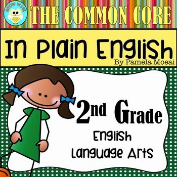 ELA CC Resource - 2nd Grade
