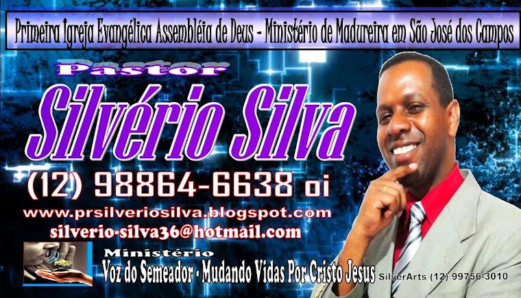 Pr Silvério Silva