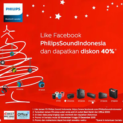 Info Kuis - Kuis Share Philips Sound Indonesia