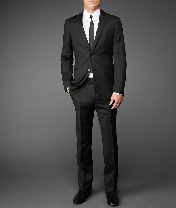 Top Fashion For All: John Varvatos Suits for Men