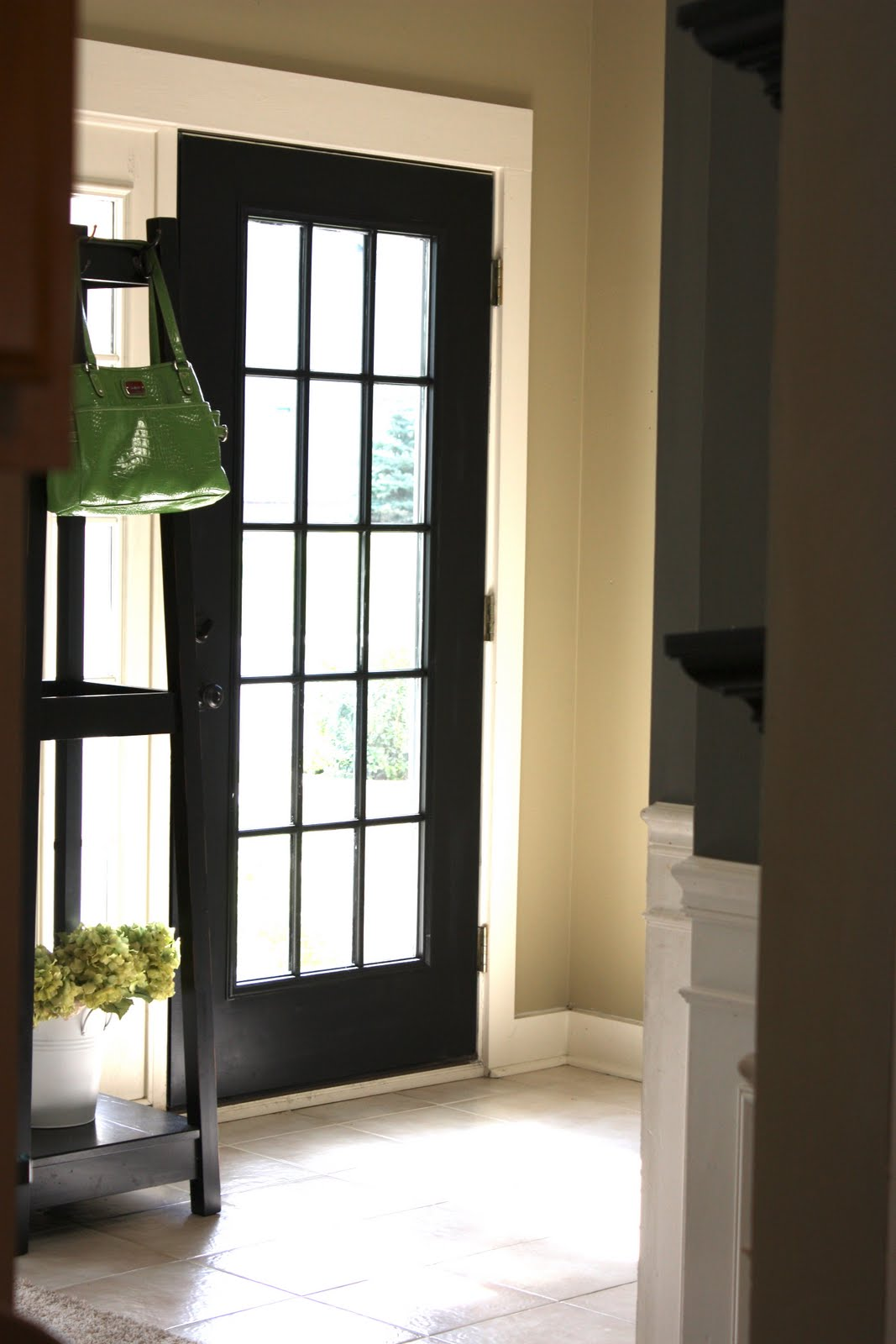 The yellow cape cod tutorial how to get a custom front for Custom front doors