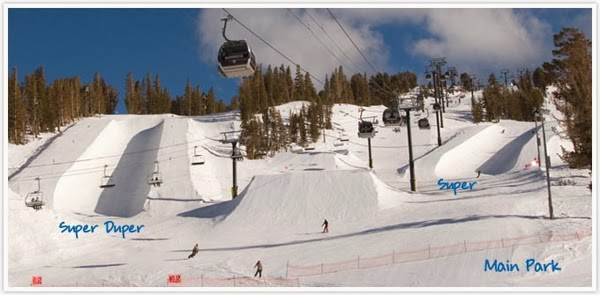 Mammoth Mountain California, USA - Top 10 Snow Parks in The World