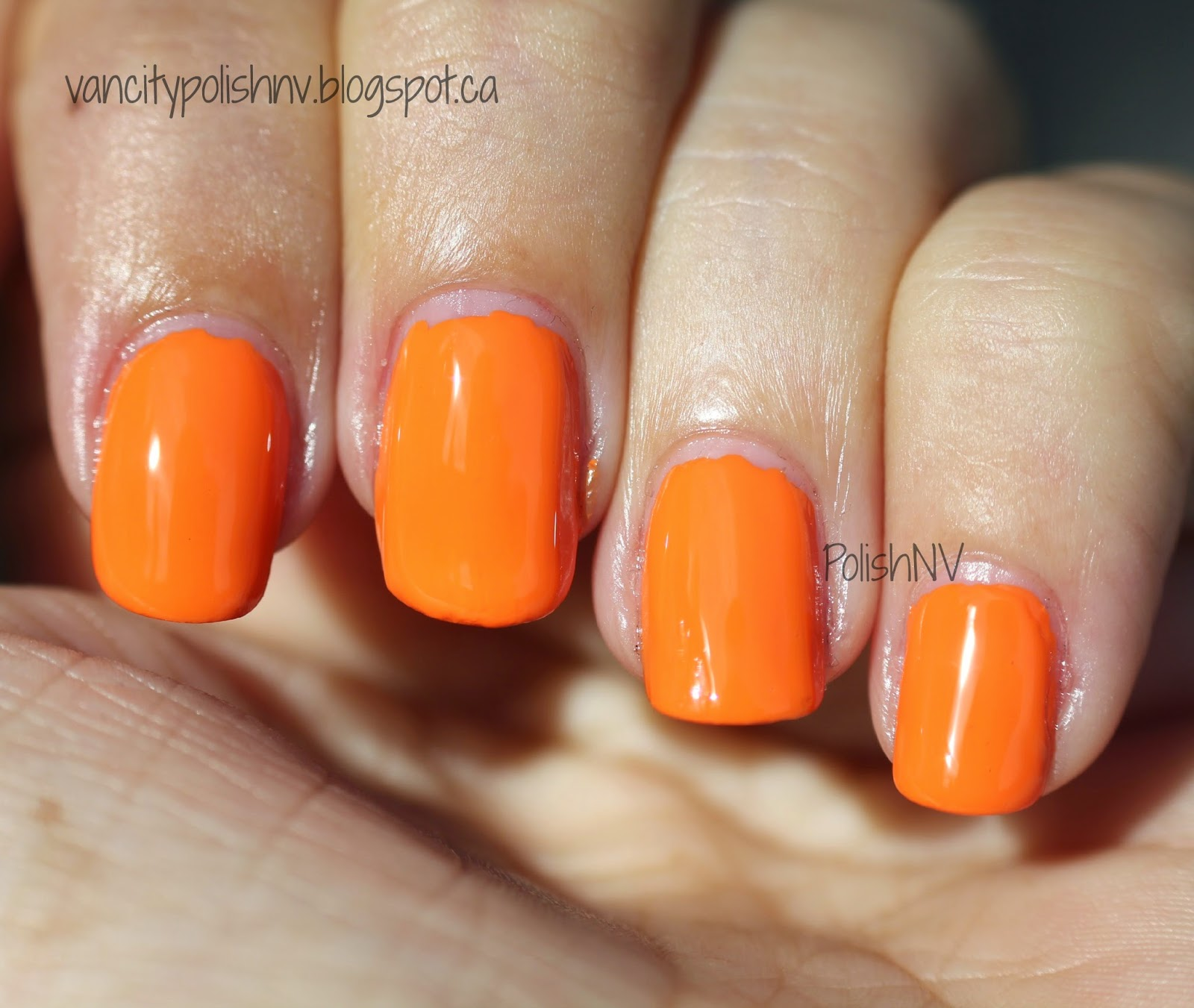 sally hansen pumpkin queen