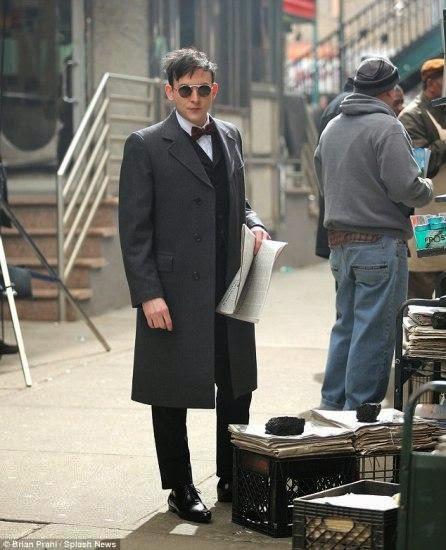 Robin Lord Taylor Gotham