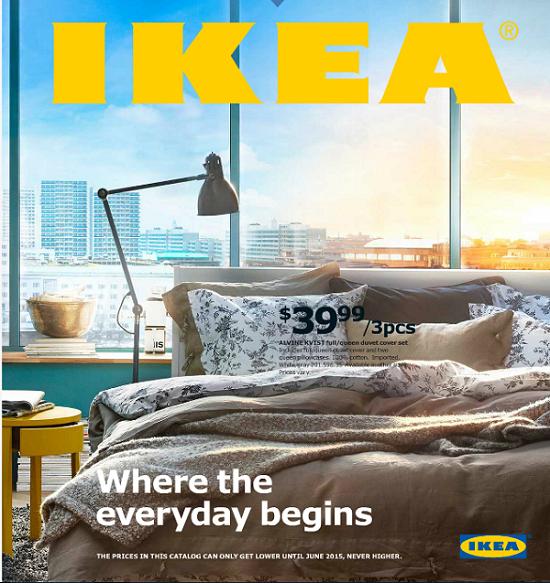 IKEA 2015 Kataloğu Huzurlarınızda - IKEA 2015 Catalog