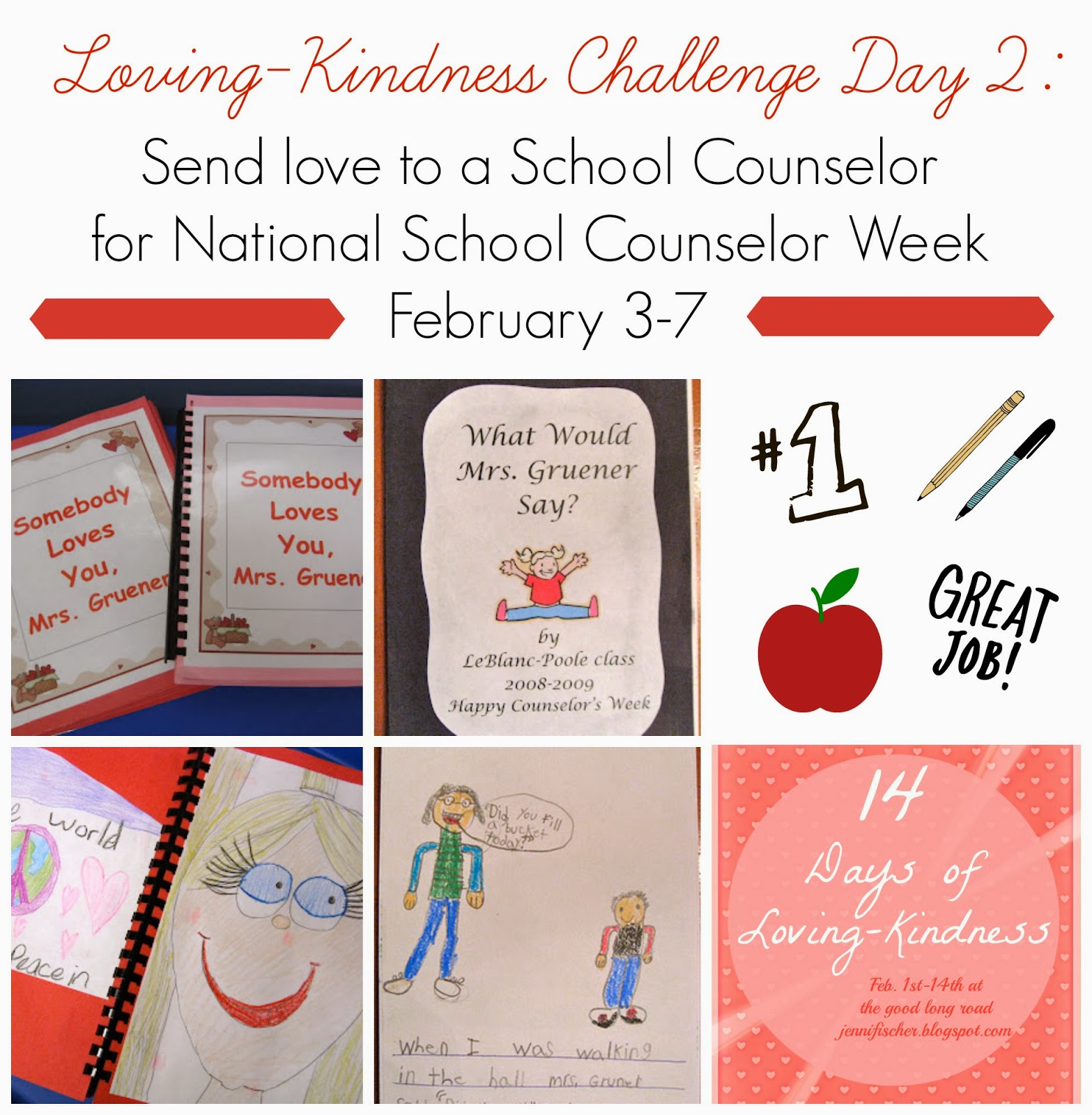 for a School Counselor as part of National School Counselor Week