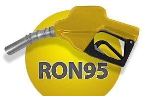 Harga RON95 dan Diesel Naik 20 Sen