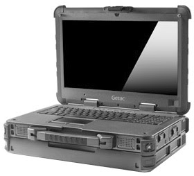 new Getac X500 Rugged review