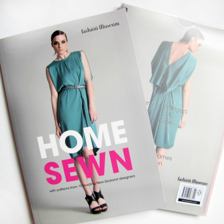 The Haby Goddess: New sewing pattern book: Home Sewn