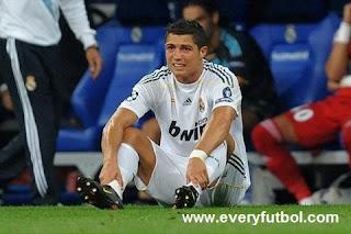 Lesion De Cristiano Ronaldo Con El Real