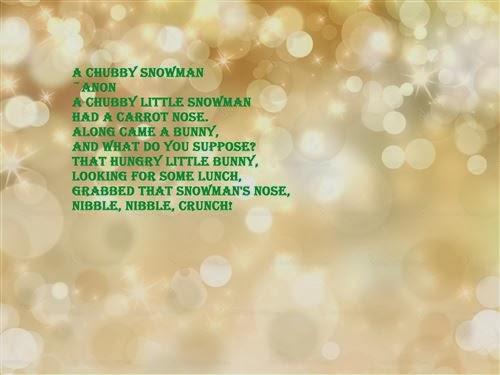 Best Short Funny Christmas Poems 2013
