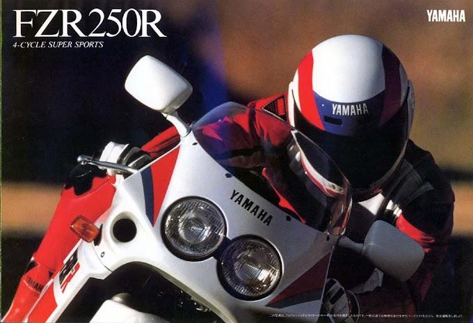 Rumor Sport 250 Full Fairing Yamaha, Apa Jadinya Jika FZR Bangkit Lagi?