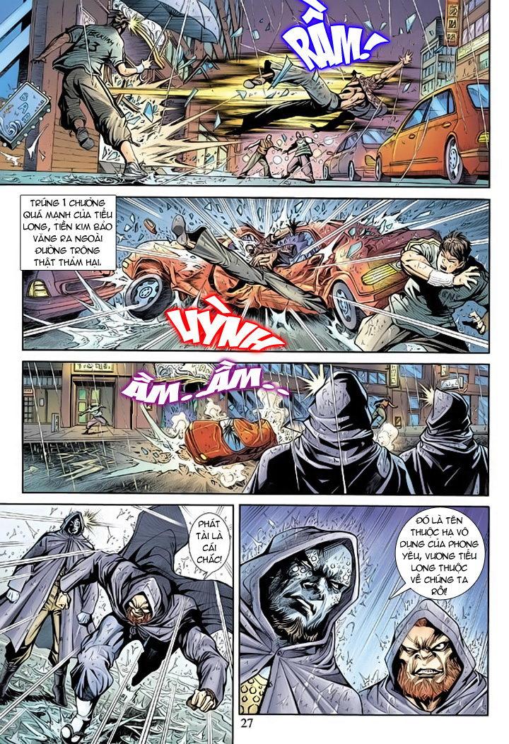 Tân Tác Long Hổ Môn chap 175 - Trang 27