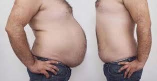 cara mengatasi perut buncit pada pria