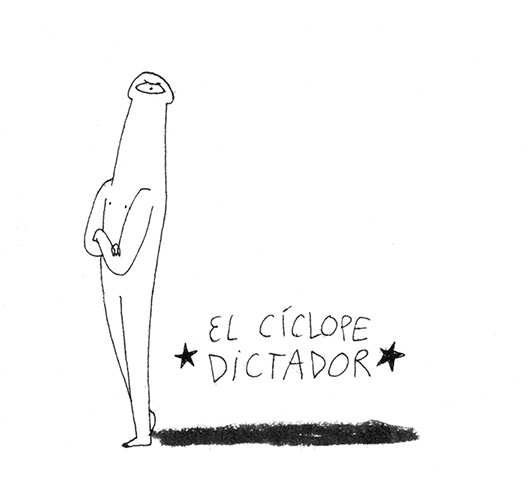 ciclopedictador